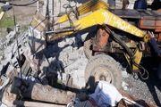 تخریب 30 فقره بنای غیرمجاز در فریدونکنار
