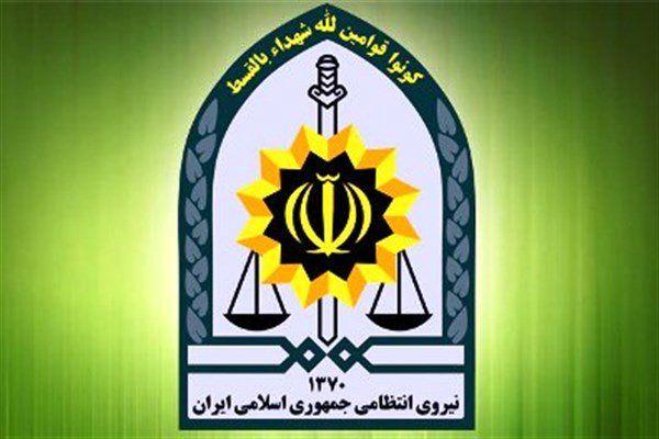 محسن حسن خانی رئیس پلیس آگاهی ناجا شد