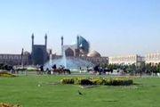 هوای اصفهان در وضعیت پاک ثبت شد / شاخص کیفی هوا 41