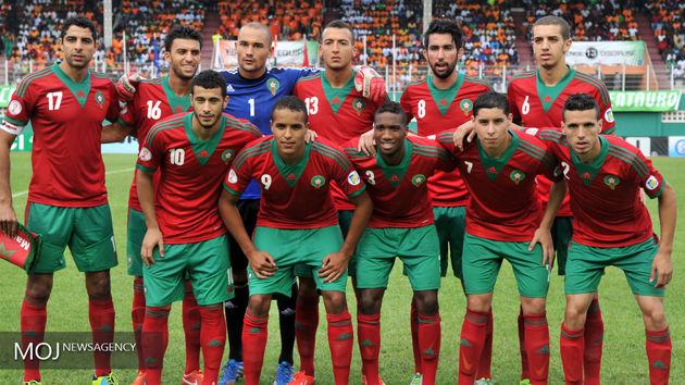 زمان رونمایی از لباس تیم ملی فوتبال مراکش مشخص شد