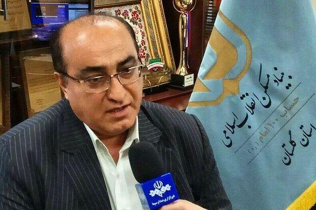 مدیرکل بنیاد مسکن استان گلستان درگذشت