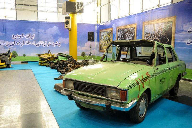 تاکسیهای بالای 10 سال در مشهد روزانه 50 هزار تومان جریمه میشوند