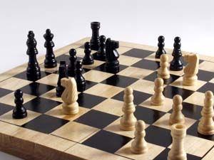 قهرمانی تیم دانشگاه آزاد در لیگ برتر شطرنج هرمزگان