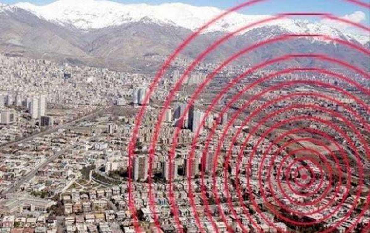 زلزله ۴.۳ ریشتری در عمق ۸ کیلومتری زمین، بهاباد در استان یزد را لرزاند