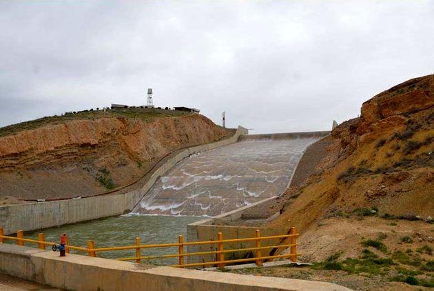 بارشهای 86 میلیون مترمکعبی چند روز گذشته دو سد کرمانشاه را سرریز کرد