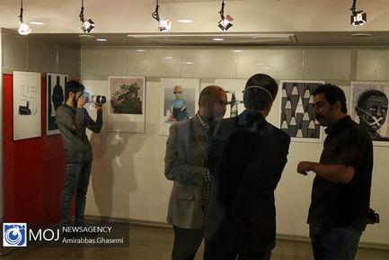 افتتاح نمایشگاه نمیتوانم نفس بکشم