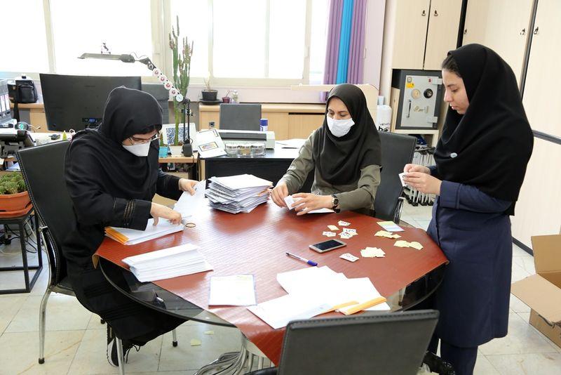 حمایت بانک توسعه تعاون از توان یابان تحت پوشش مجتمع نیکوکاری رعد