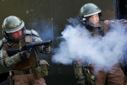سازمان ملل متحد پلیس و ارتش شیلی را به سواستفاده از قدرت متهم کرد