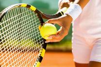 اصفهان یکی از قطب های تنیس در کشور است