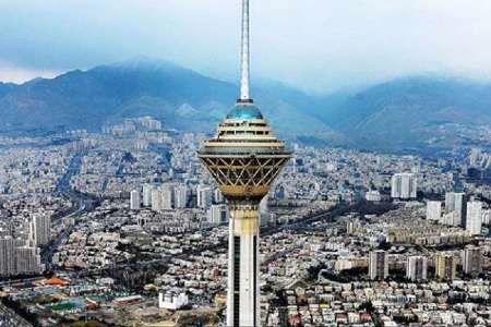 کیفیت هوای تهران در 2 مهر سالم است