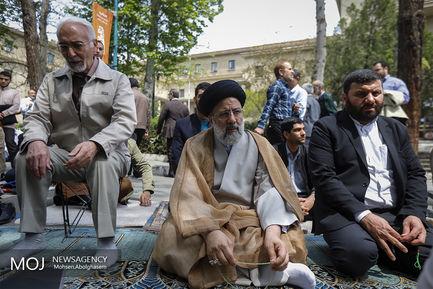 نماز جمعه تهران - ۲۳ فروردین ۱۳۹۸
