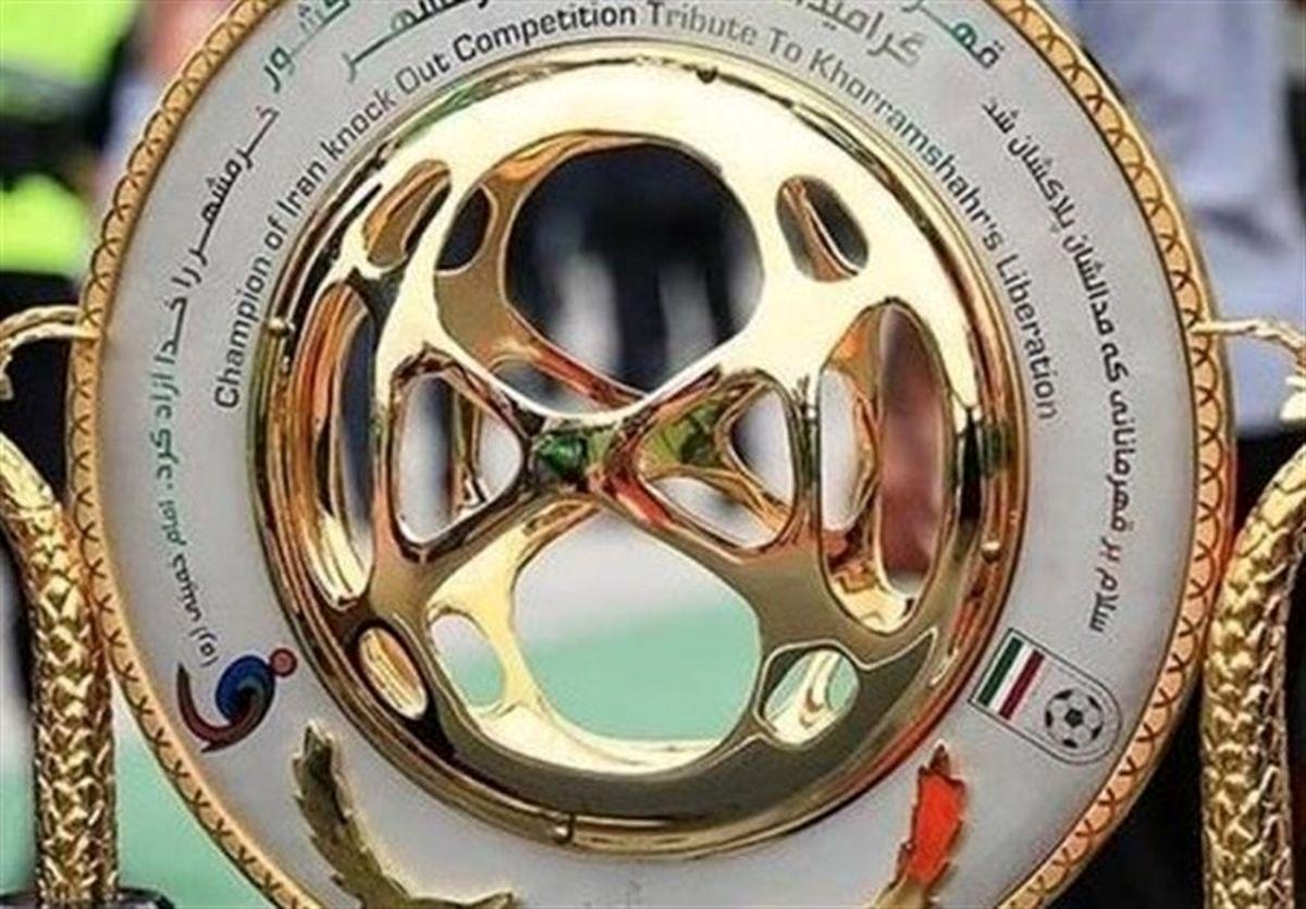 رقبای تراکتور و ماشینسازی در جام حذفی مشخص شدند
