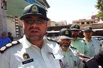 باند تهیه و توزیع اسلحه در بروجرد متلاشی شد
