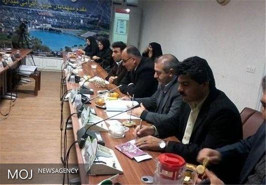 حسین پور رئیس شورای شهر خرم آباد شد
