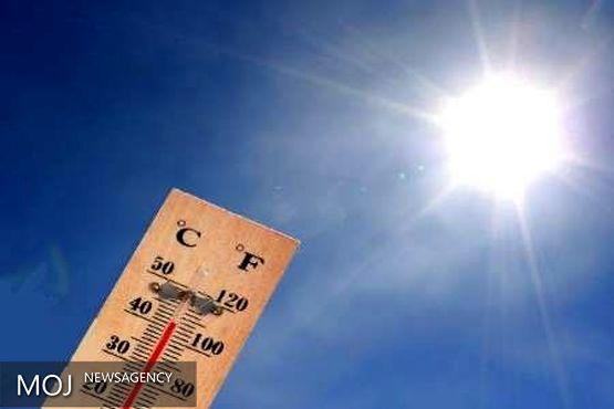 افزایش 5 درجه ای دمای هوا در اصفهان