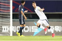 اروگوئه راهی نیمه نهایی جام جهانی جوانان شد