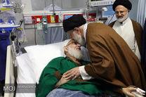 پیام تسلیت رهبر معظم انقلاب در پی درگذشت آیت الله هاشمی شاهرودی