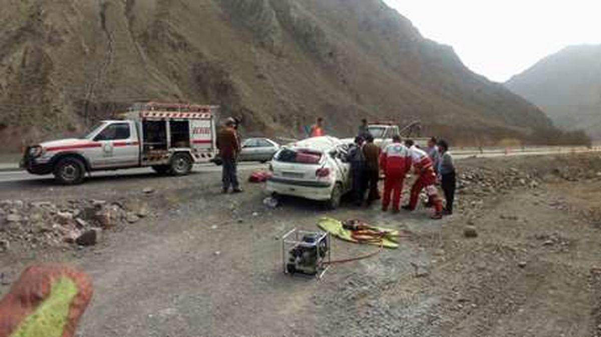 امدادرسانی به80 حادثه نجاتگران و امدادگران