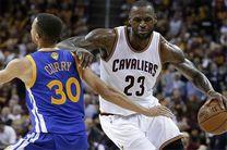 درخشش کلیولند در فینال لیگ NBA