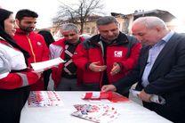 اجرای برنامه یک روز کار داوطلبی در رشت