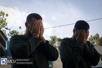 دستگیری اوباش در مهدی آباد کرج
