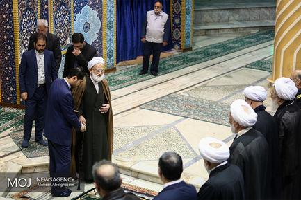 نماز جمعه تهران - ۲۵ آبان ۱۳۹۷