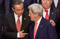 دخالت آمریکا در مسائل چین، به صلاح نیست