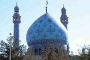 آستان امامزاده سید علی(ع) شب اربعین حسینی میزبان عزادارن بود