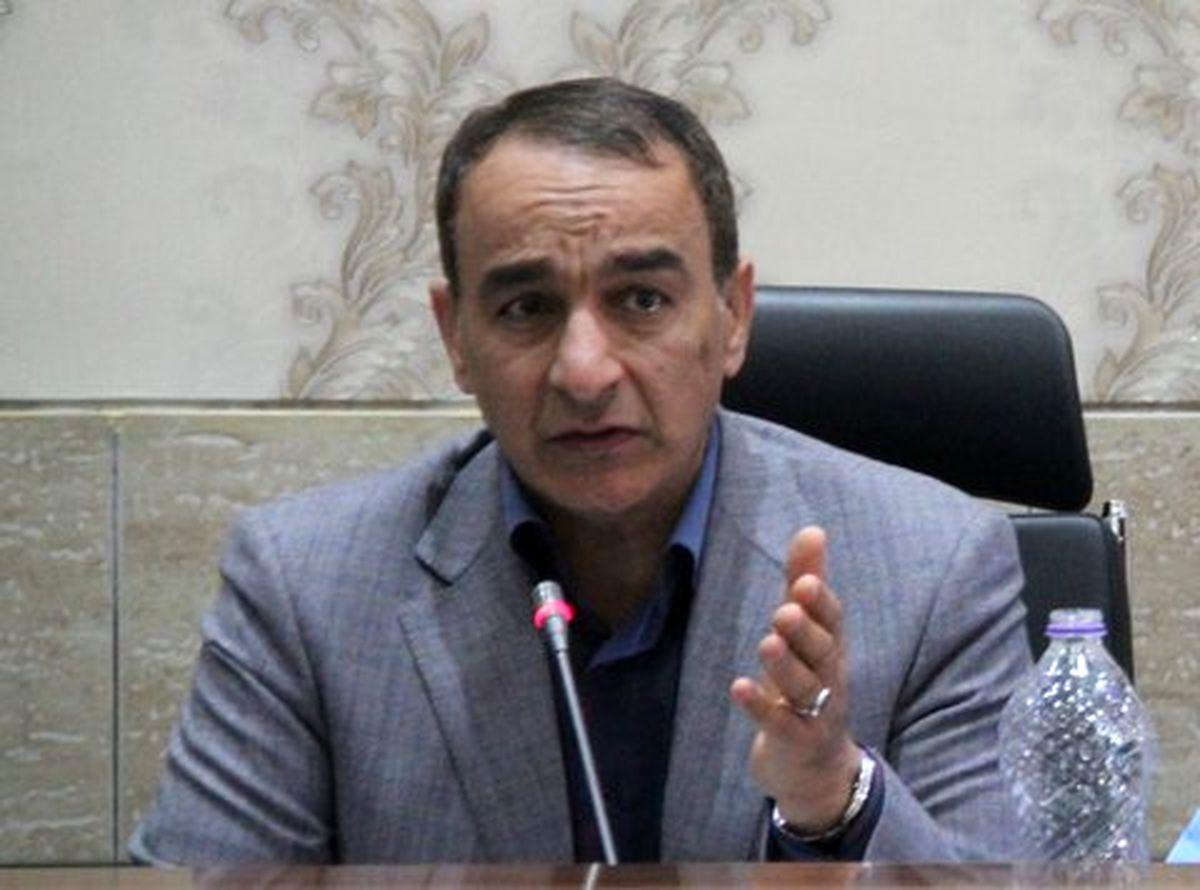 جدا شدن شبکه آبیاری فضای سبز از آب شرب در استان اصفهان