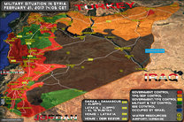 یک تیر و دو نشان ارتش سوریه در شرق حلب؛ داعش و ترکیه با هم زمینگیر شدهاند
