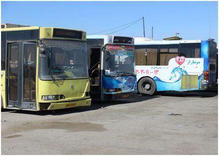 روزانه نزدیک به 30 هزار زائر اربعین به ایستگاههای مرزی مهران منتقل می شوند