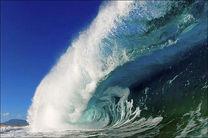 موج، پیکر صیاد مازندرانی را به ساحل آورد