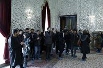 بازدید خبرنگاران از کاخ مرمر / نمایش دورههای مختلف فرهنگ ایرانی در موزه هنر ایران