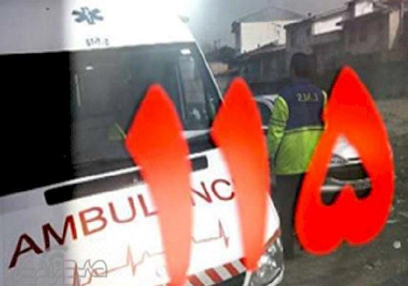 268 مصدوم توسط اورژانس کشور در هفته اخیر امداد رسانی شدند