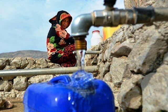 اولویت آبفا هرمزگان دسترسیِ جمعیت روستایی به آب شرب پایدار است