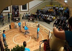 برگزاری مسابقات ورزشهای زورخانهای کشور در اسلام آباد غرب