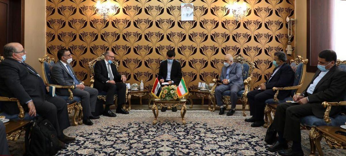 تفاهمات گمرکی و سرمایه گذاری جدید بین جمهوری اسلامی ایران و جمهوری عراق