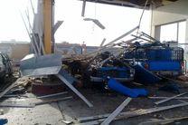 دومین حادثه انفجار جایگاه سوخت طی سه روز اخیر در  شادگان رخ داد