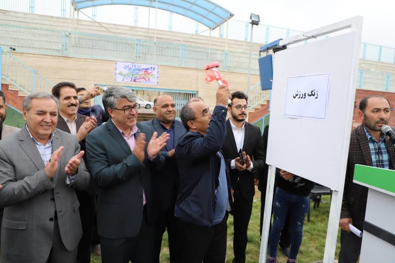 زنگ همگانی ورزش در مدارس استان اردبیل به صدا درآمد