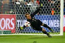 برابری ایتالیا و آلمان در رکورد ضربات پنالتی