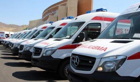 120دستگاه آمبولانس پیشرفته از گمرک شهید باهنر بندرعباس ترخیص شد