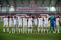 ترکیب اصلی تیم ملی فوتبال ایران مقابل هنگ کنگ مشخص شد