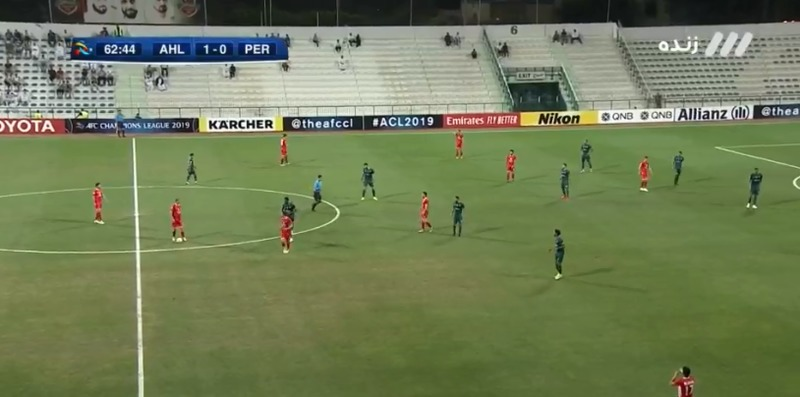 نتیجه بازی الاهلی عربستان و پرسپولیس/ شکست شاگردان برانکو مقابل الاهلی عربستان