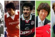 لژیونرهای تاثیرگذار آسیایی در فوتبال اروپا/ دایی و مهدوی کیا در میان برترینها