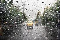 مجموع بارش در ایستگاه های هرمزگان