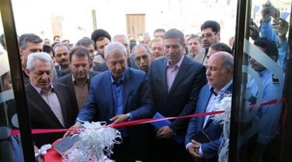 درمانگاه تامین اجتماعی شهرستان رزن افتتاح شد