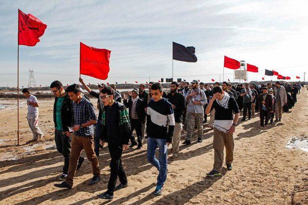 اعزام دانش آموزان مازندرانی به مناطق عملیاتی دفاع مقدس