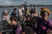 100 هزار روهینگیایی در معرض خطر باران های موسمی هستند