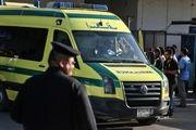 کشته شدن 14 نفر در سانحه تصادف قاهره مصر