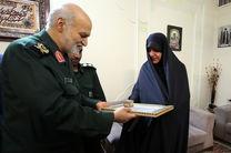 یادمان سردار شهید عبدالله اسکندری در شیراز احداث می شود